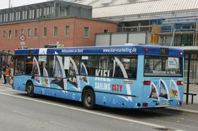 KIEL.SAILING CITY Bus
